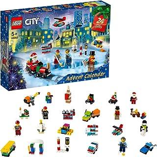 【2021年版】レゴ(LEGO) シティ レゴ(R) シティ アドベントカレンダー 60303