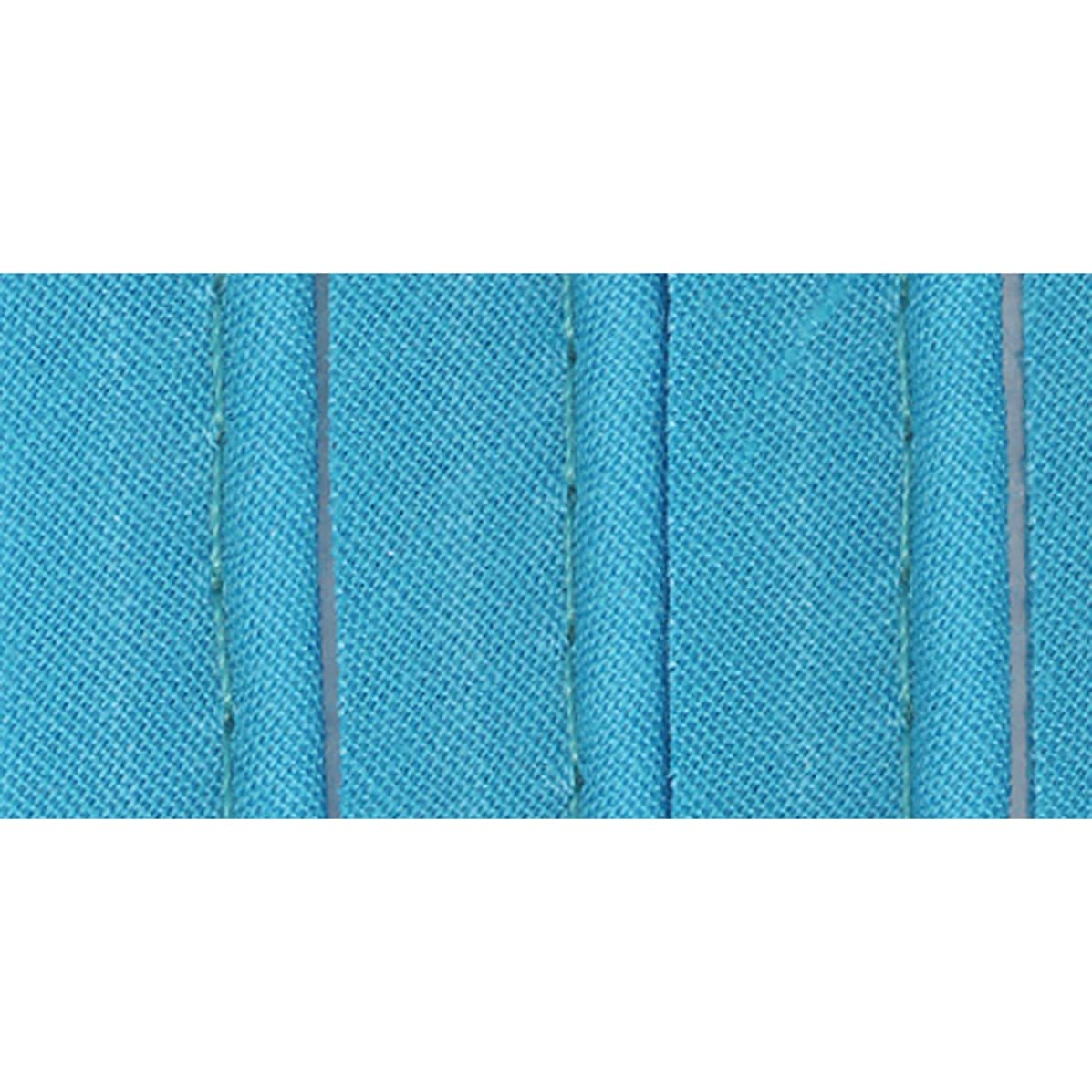 Wright Products 117-303-596 Wrights Maxi Piping Bias Tape, 2-1/2 yd, Blue Jewel