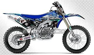 2010 yz450f graphics