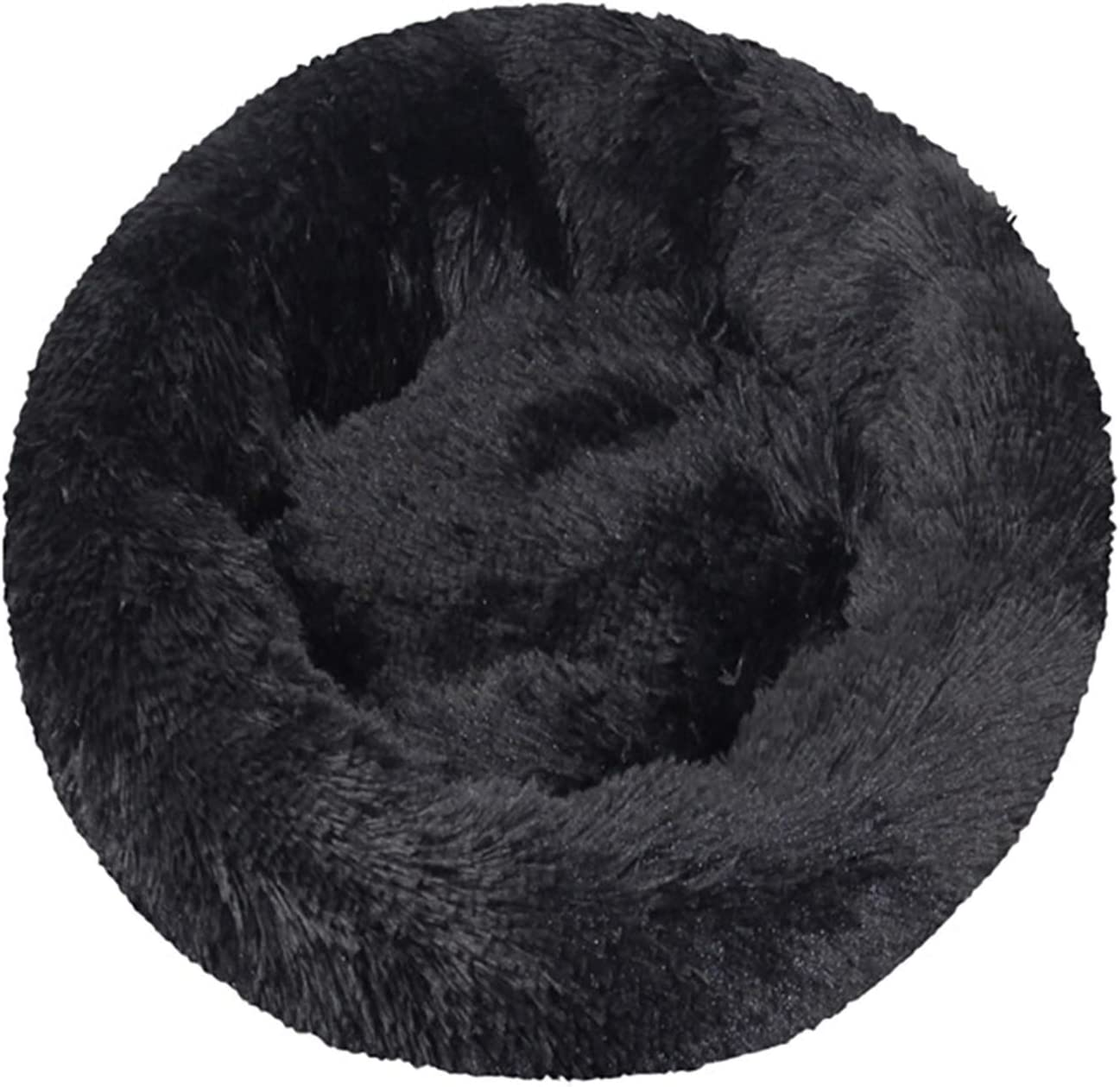 PXBHD Long Plush Dog Bed Cushion Round House Max Directly managed store 59% OFF Pet Dogs Large