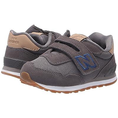 New Balance Kids KA515v1I (Infant/Toddler) (Castlerock/Hemp) Boys Shoes