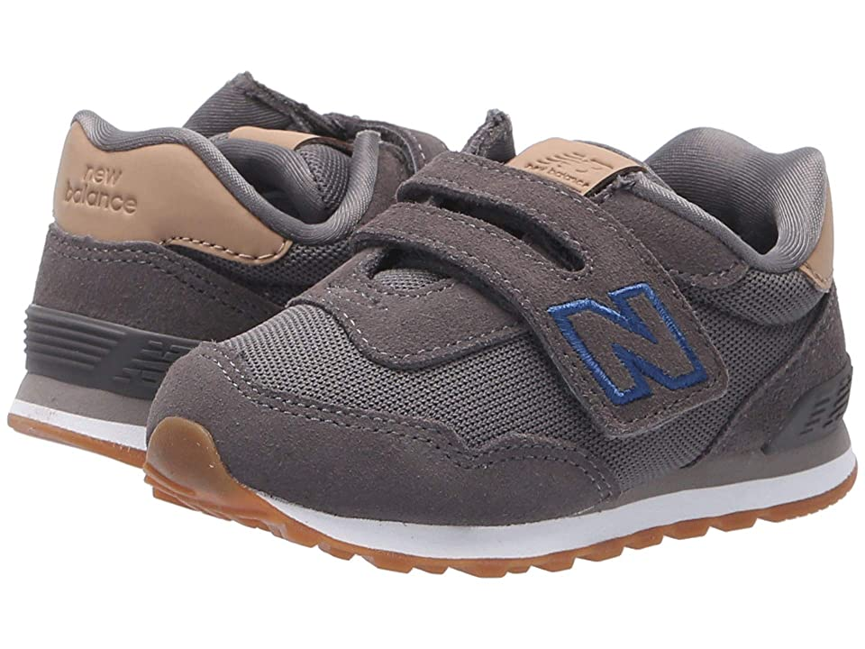 New Balance Kids KA515v1I (Infant/Toddler) (Castlerock/Hemp) Boys Shoes