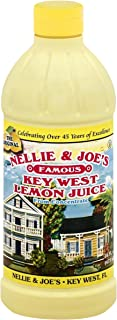 Nellie & Joe's, Key West Lemon Juice, 16 oz
