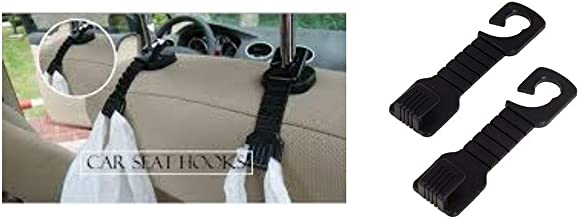 Bosphorus Vehicle Back Seat Hangers Set, 2 Pieces, G132