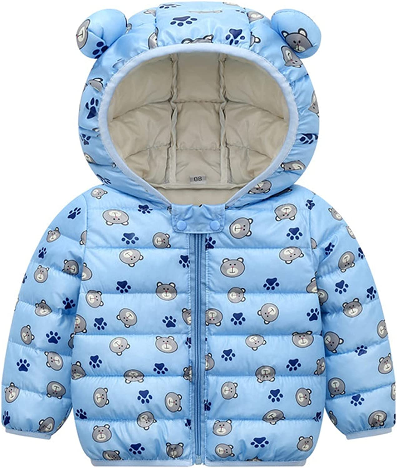Hoods Light Puffer Padded Jacket 70% OFF Outlet Outerwear Co Down Winter Ranking TOP2 Infant