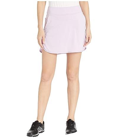 Nike Golf Dry Knit 17 Skirt (Lilac Mist/Lilac Mist/Lilac Mist) Women