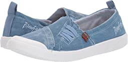 Light Denim Stone Washed Canvas