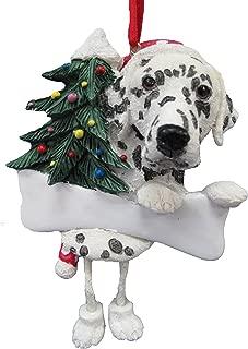 Dalmatian Ornament with Unique