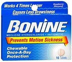 Bonine Adult Motion Tabs Size 16ct Bonine Adult Motion Tabs 16ct