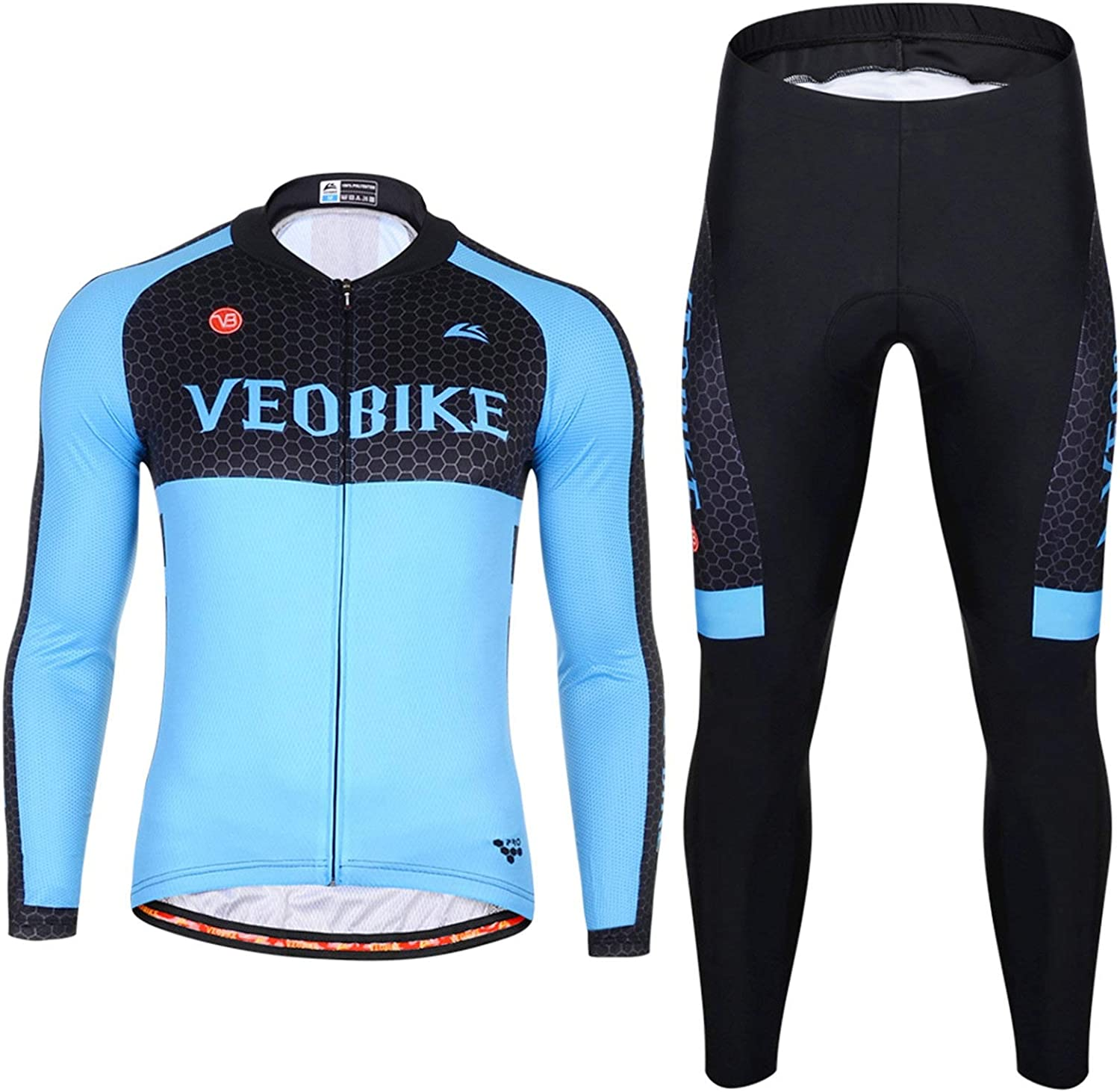 AmDxD Men's Sports Clothing Sets Spring Summer Autumn Breathable Sports Clothing