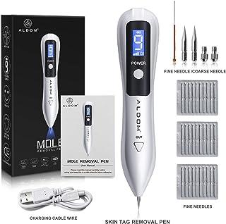 Manchas Cara Eliminación Spot eraser pro Mole removal pen pluma de pecas para Manchas Pecas Tatuajes Verrugas y Mole ...