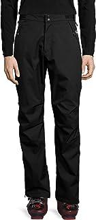 comprar comparacion Ultrasport Advanced Chris Pantalones de esquí de fondo , sobrepantalón funcional ligero, impermeable, resistente al viento...