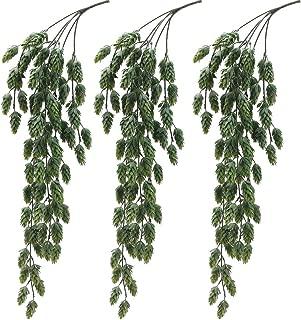 Hopfengirlande 180cm FP künstlicher Hopfen Kunstpflanzen