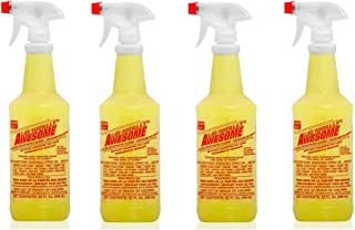 La's Totally Awesome All Purpose Concentrated Cleaner, 32 oz, 4 Pack