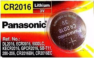 بطارية ليثيوم 3 فولت من باناسونيك CR2016