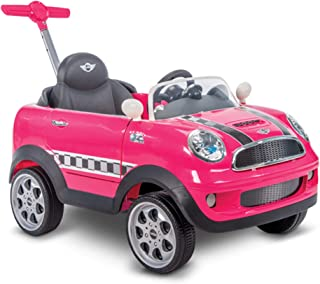 Best pink mini cooper push car Reviews