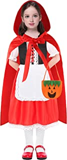 Little Red Riding Hood Costume for Girls 3T - 12