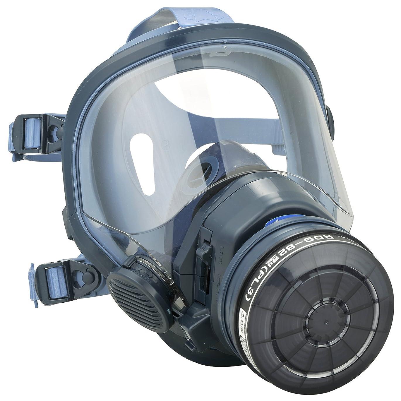果てしない代数的シンボル興研 電動ファン付き呼吸用保護具 サカヰ式 BL-711HG 電池?充電器付 387401