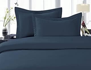 Elegant Comfort Luxury Wrinkle Free & Fade Resistant 1500 Thread Count Egyptian Quality 4-Piece Bed Sheet Set, Deep Pocke...