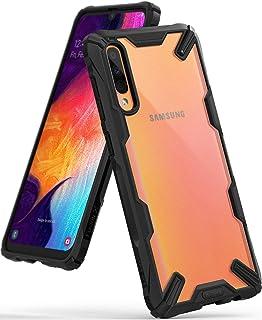 Ringke Fusion-X Diseñado para Funda Samsung Galaxy A50, Funda Galaxy A50s, Funda Galaxy A30s, Protección Resistente Impact...