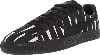 PUMA Unisex x Naturel Clyde Black Rain Sneaker