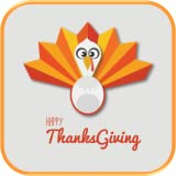 Wish You A Happy Thanksgiving 2017. Send Thanksgiving wishes & stickers and pictures quickly to your friends and relatives. Thanksgiving wishes to you & your family & friends members. Latest & New thanksgiving wishes & stickers. Wish your friends & f...