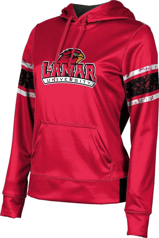 ProSphere Lamar University Girls' Pullover Hoodie, School Spirit Sweatshirt (End Zone)