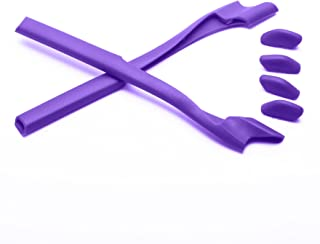 PapaViva Rubber Kits for Oakley Half Jacket 2.0/2.0 XL OO9144/9154