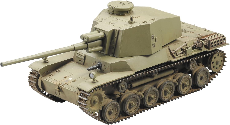 Barrel length tank type (1 35 plastic model kit FM29) 3 wherein