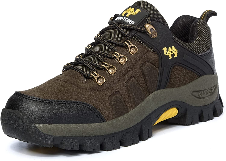 VTASQ Zapatillas De Senderismo Hombre Mujer Al Aire Libre Antideslizantes Zapatillas de Trekking Transpirable Deporte Ligeras Botas de Senderismo 36-46 EU