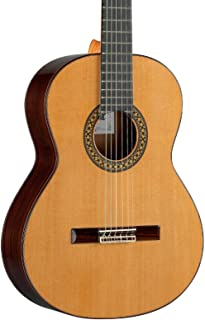 Alhambra 6 String Classical Guitar, Right, Solid Canadian Cedar, (4OP-US)