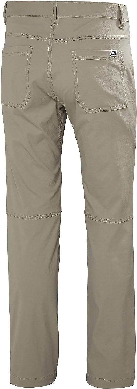Helly Hansen Holmen 5 Pocket Hose - Pantalon pour Homme - Pantalon 5 Poches - Homme Jupe Tombante.