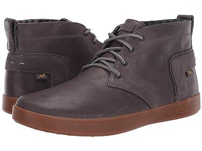 Chaco Davis Mid Leather (Nickel) Men