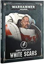 Games Workshop Warhammer 40,000 Codex: White Scars