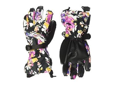 Burton Kids Vent Gloves (Little Kids/Big Kids) (Secret Garden) Extreme Cold Weather Gloves