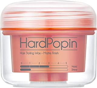ATS Stylemuse Hard Popin Hair Styling Wax - Men and Women Matte Molding Cream Firm Hold 100 gram 3.53 ounce