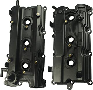 JDMSPEED New Engine Valve Cover Left & Right Side for 02-07 I35 Altima Maxima Murano 3.5L