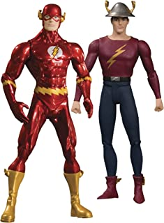 DC Direct DC Origins: Series Two: The Flash Action Figure Two-Pack