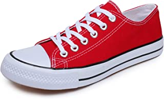 red canvas - Red / Shoes / Men
