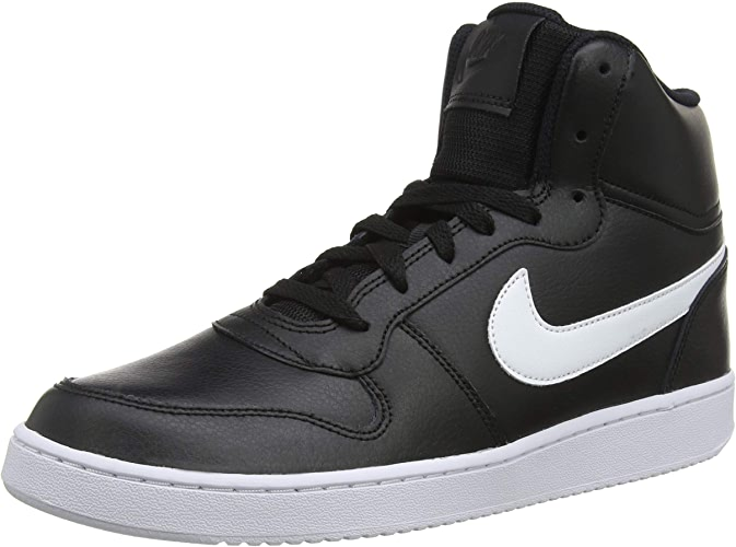 Nike Ebernon Mid, Chaussures de Basketball Homme