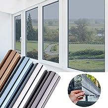 Lichtblick Fensterfolie Selbstklebend Mit Sichtschutz Streifen Petrol Kaufen Bei Obi