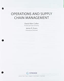 Bundle: Operations and Supply Chain Management, Loose-Leaf Version + MindTap Operations and Supply Chain Management, 1 term (6 months) Printed Access Card