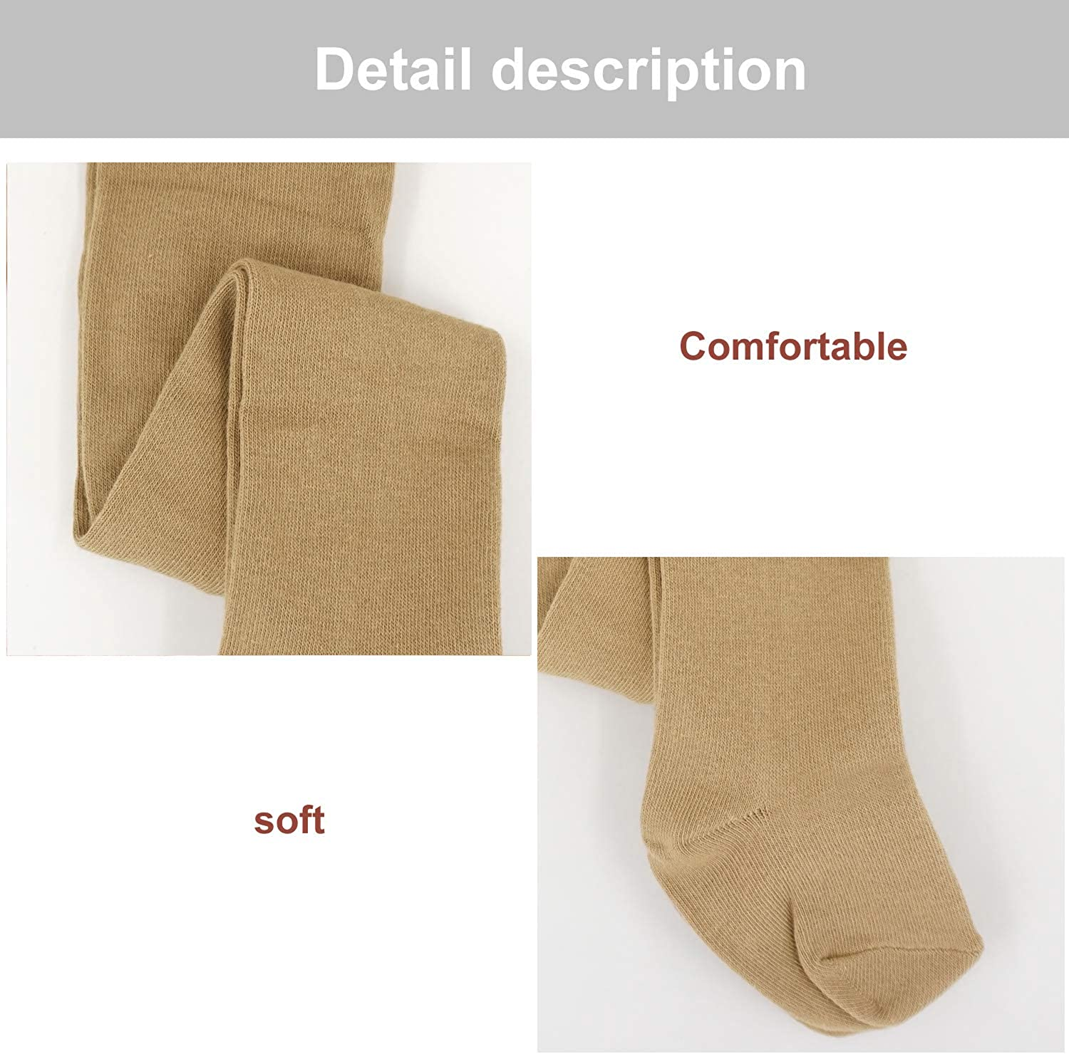 Baby Girl Tights Cable Knit Leggings Stockings for Newborn Infants Toddler 6 Months 1t-6t