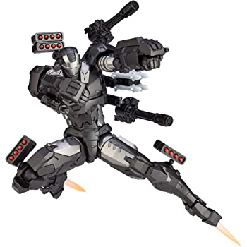 figurecomplex AMAZING YAMAGUCHI ウォーマシン War machine 約180mm ABS&PVC製 塗装済アクションフィギュア リボルテック