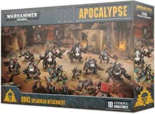 Best orks warhammer fantasy Reviews