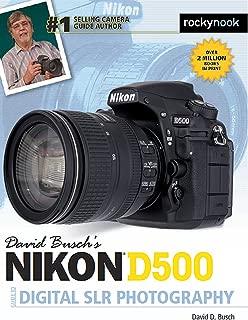 Best nikon d500 menu guide Reviews