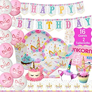 Best unicorn party set Reviews