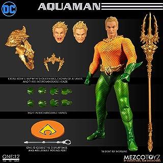 Mezco DC Comics The One:12 Collective Aquaman Action Figure Standard
