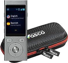 Vasco Mini 2 Translator Device | Multi-language Portable Voice Translator - Supports 50 Languages | Enables Instant Two-Wa...
