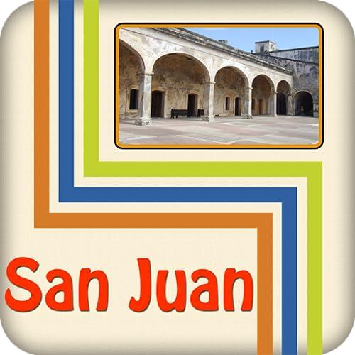 San Juan Offline Map Travel Guide